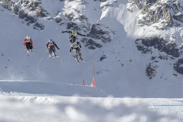 ☻ SKICROSS WORLD CUPS: FROM 2nd to 9th DECEMBER 2017 ☻
