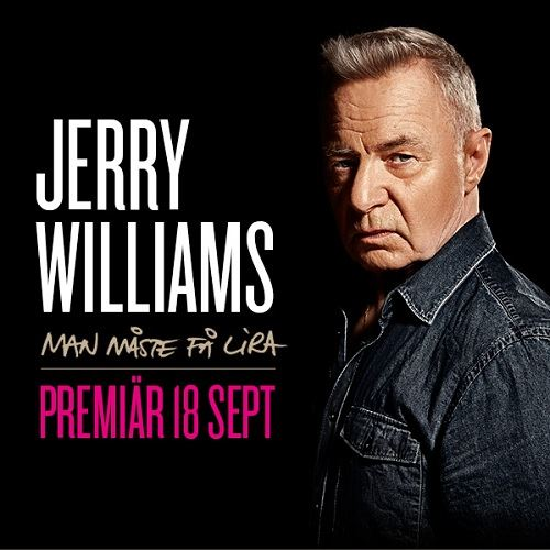 Jerry Williams - Man måste få lira