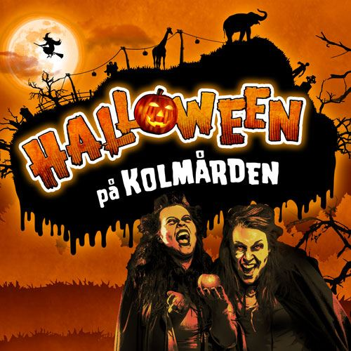 Halloween at Kolmarden Wildlife Park
