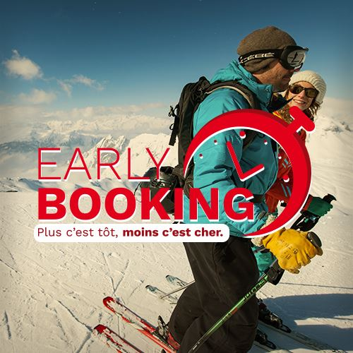 Our best Early Booking offers