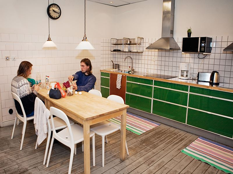City Backpackers Vandrarhem/Hostel (SVIF)