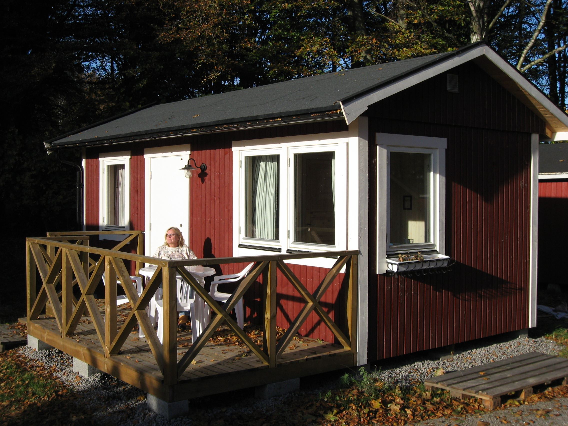 Tredenborgs Camping - Cabins