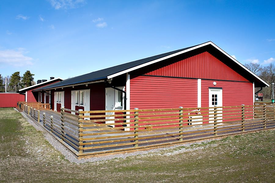 Haga Park Camping & Stugor / Youth hostel