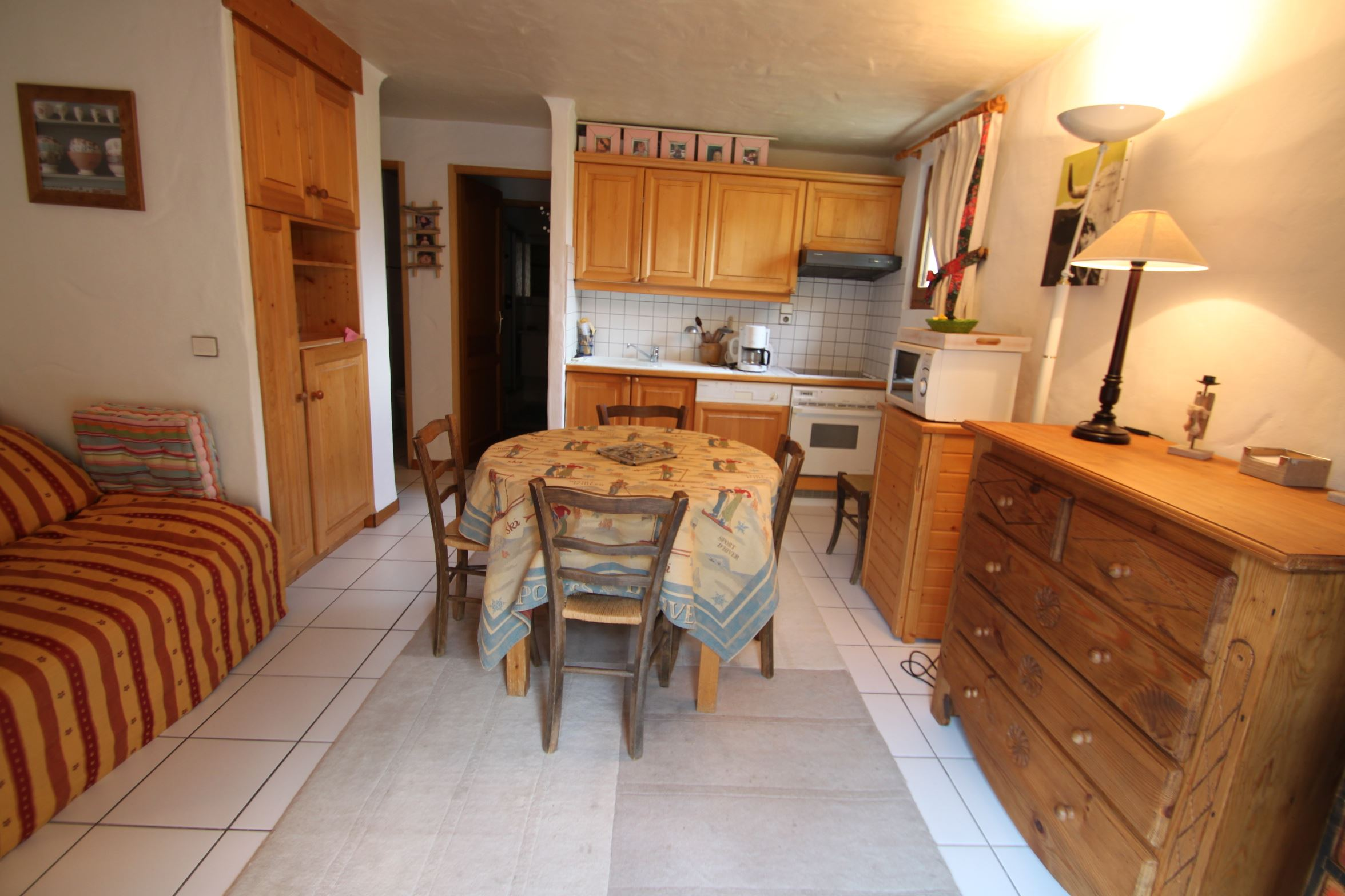 APPARTEMENT SC : Apartment for 4 people