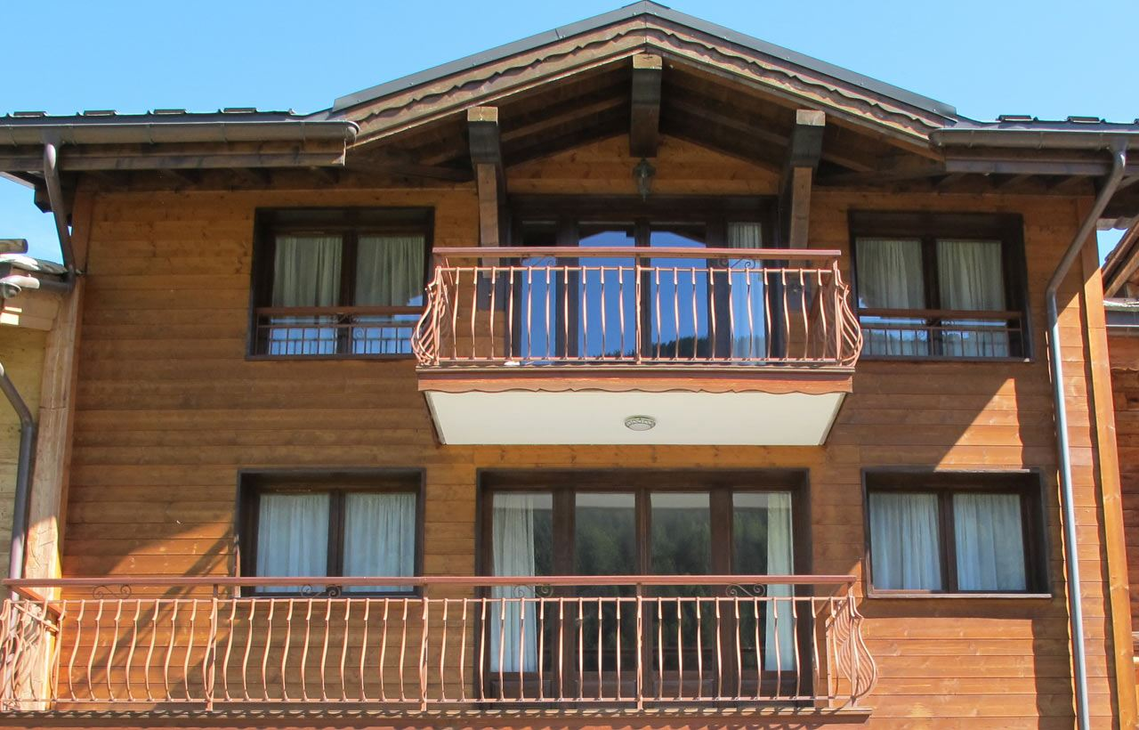 CHALET LES JOSEPHINES : Appartement Nelly