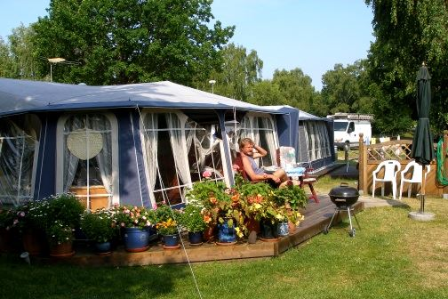 Ronneby Havscamping - Campsite