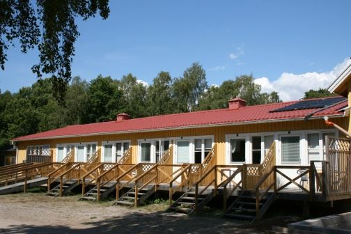 Ronneby Havscamping / Stugor
