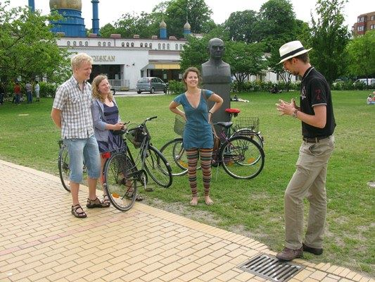 Guided Bike Tour - City Tour