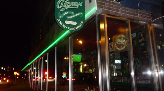 O´Learys Bar und Restaurant