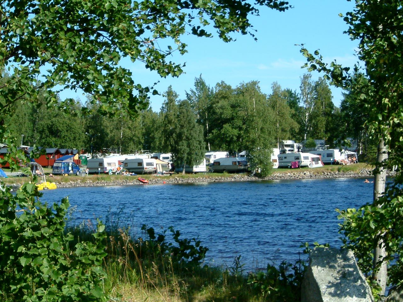 Snibbens Camping / Cottages