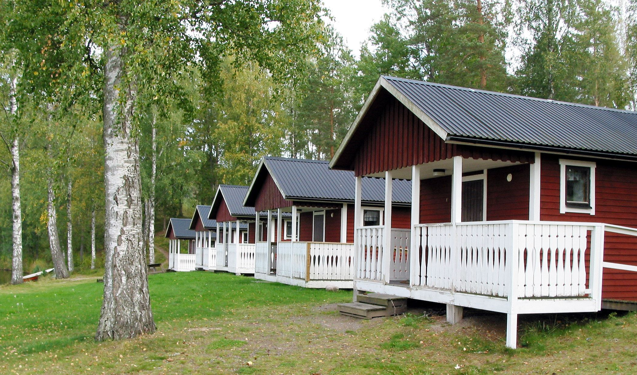 Degernäs Camping / Cottages