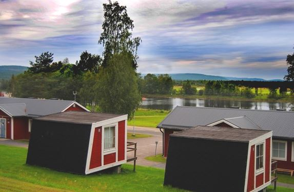 Övertorneå Camping (Holiday Village)
