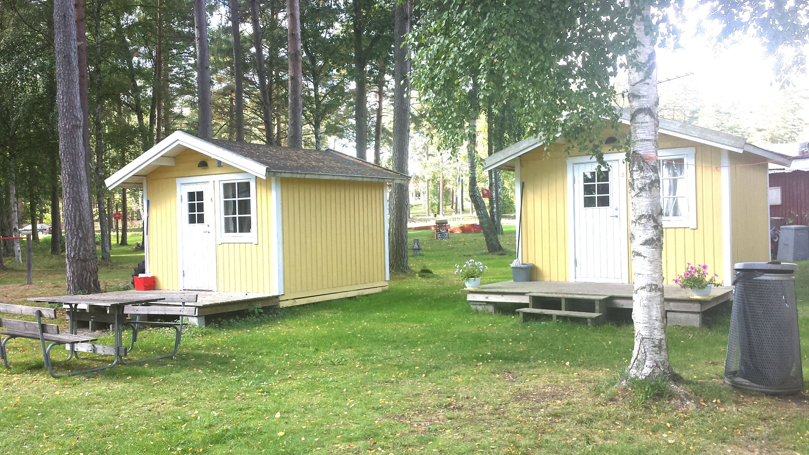 Alholmens Bad & Camping / Cottages