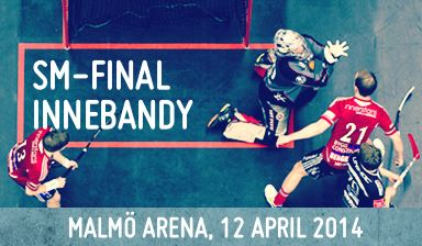 Floorball SM-finals 2014