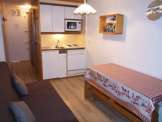 LAUZIERES 518 / 2 rooms 4 people