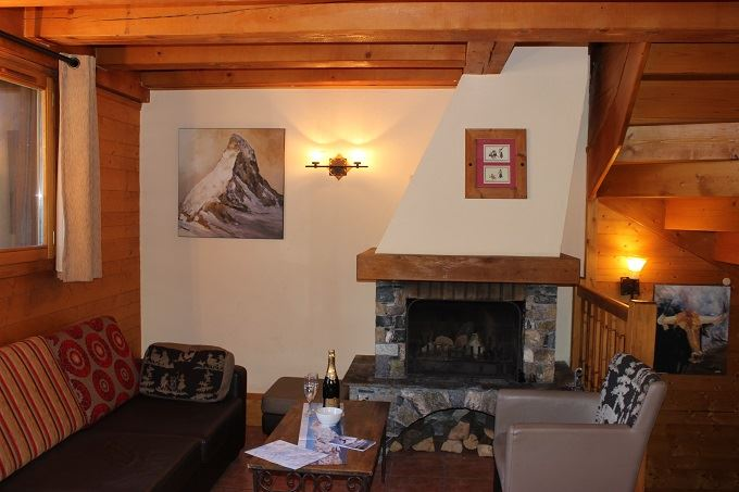 CHALET SELAOU 32 / 5 rooms 10 people