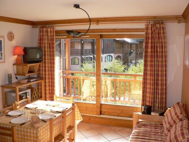 3 Rooms 7 Pers ski-in ski-out / BALCONS DE TOUGNETTE 11