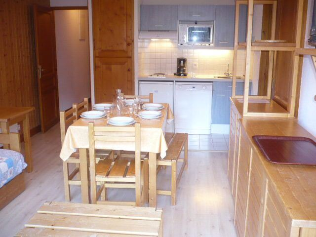 2 Rooms cabine 6 Pers ski-in ski-out / BALCONS DE TOUGNETTE 9