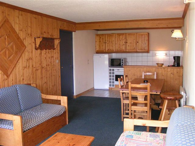 4 Rooms 8 Pers ski-in ski-out / GRANDE MASSE 1012