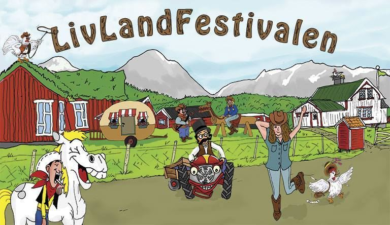 LivLandFestivalen «Boogie Woogie & Country Weekend»
