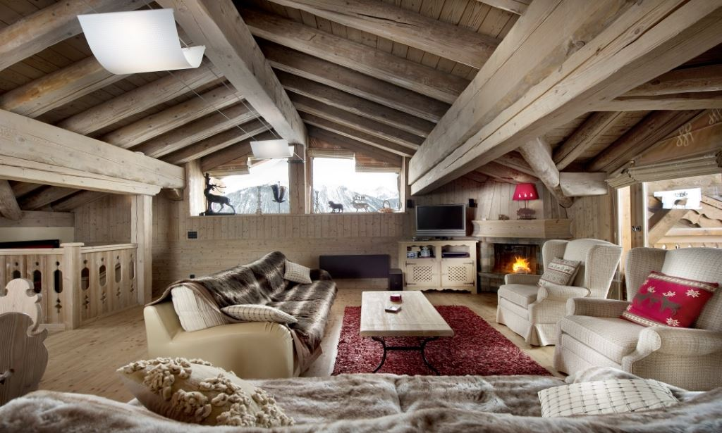 MONT CHARVET: Apartment for 6 people