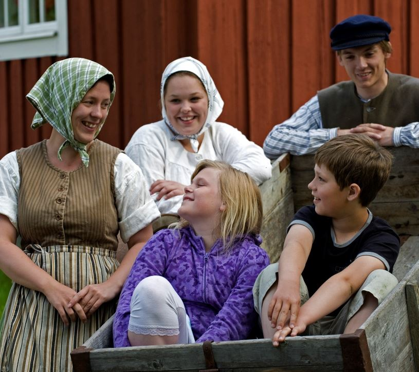 Summer at Västerbotten museum