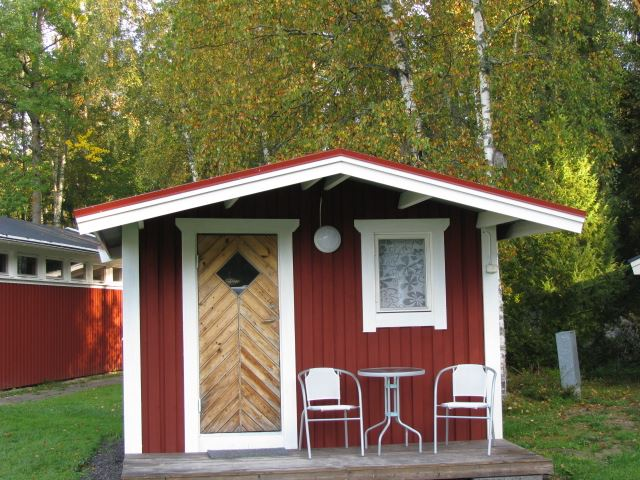 Lunedets Camping / Stugor