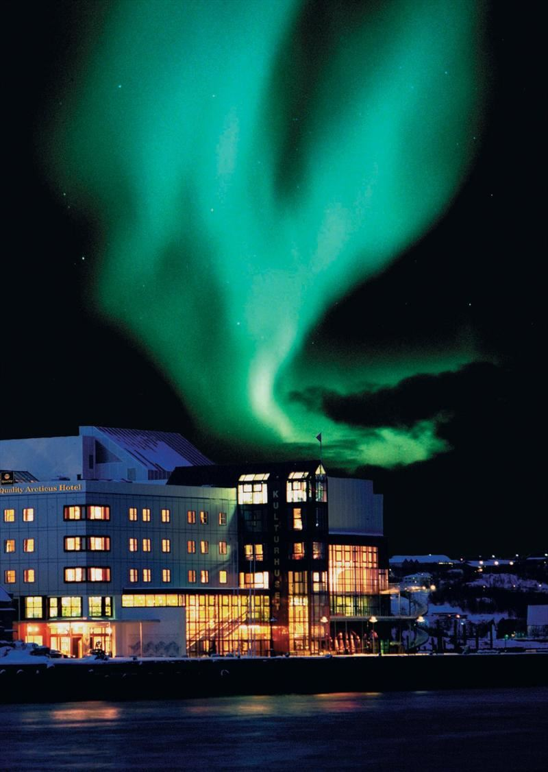 © Destination Harstad, Clarion Collection Hotel Arcticus