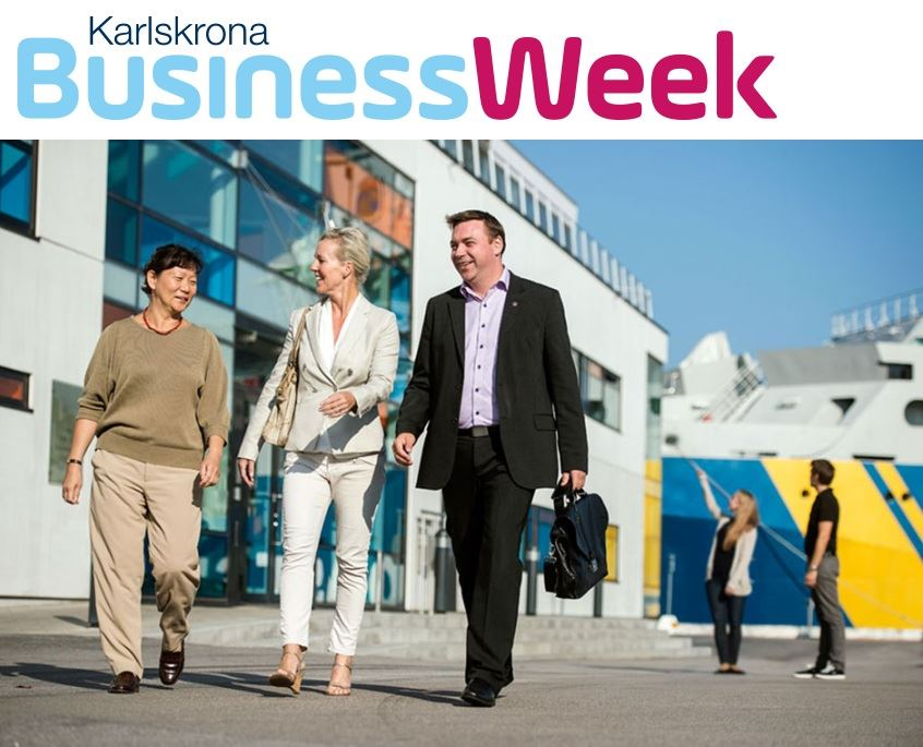 Karlskrona Business Week