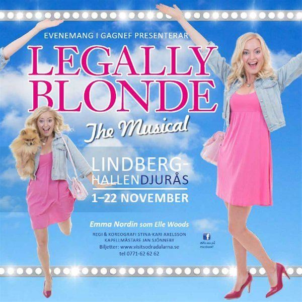 Legally Blonde - The Musical!