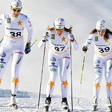 Cross Country Skiing World Cup Östersund 2015