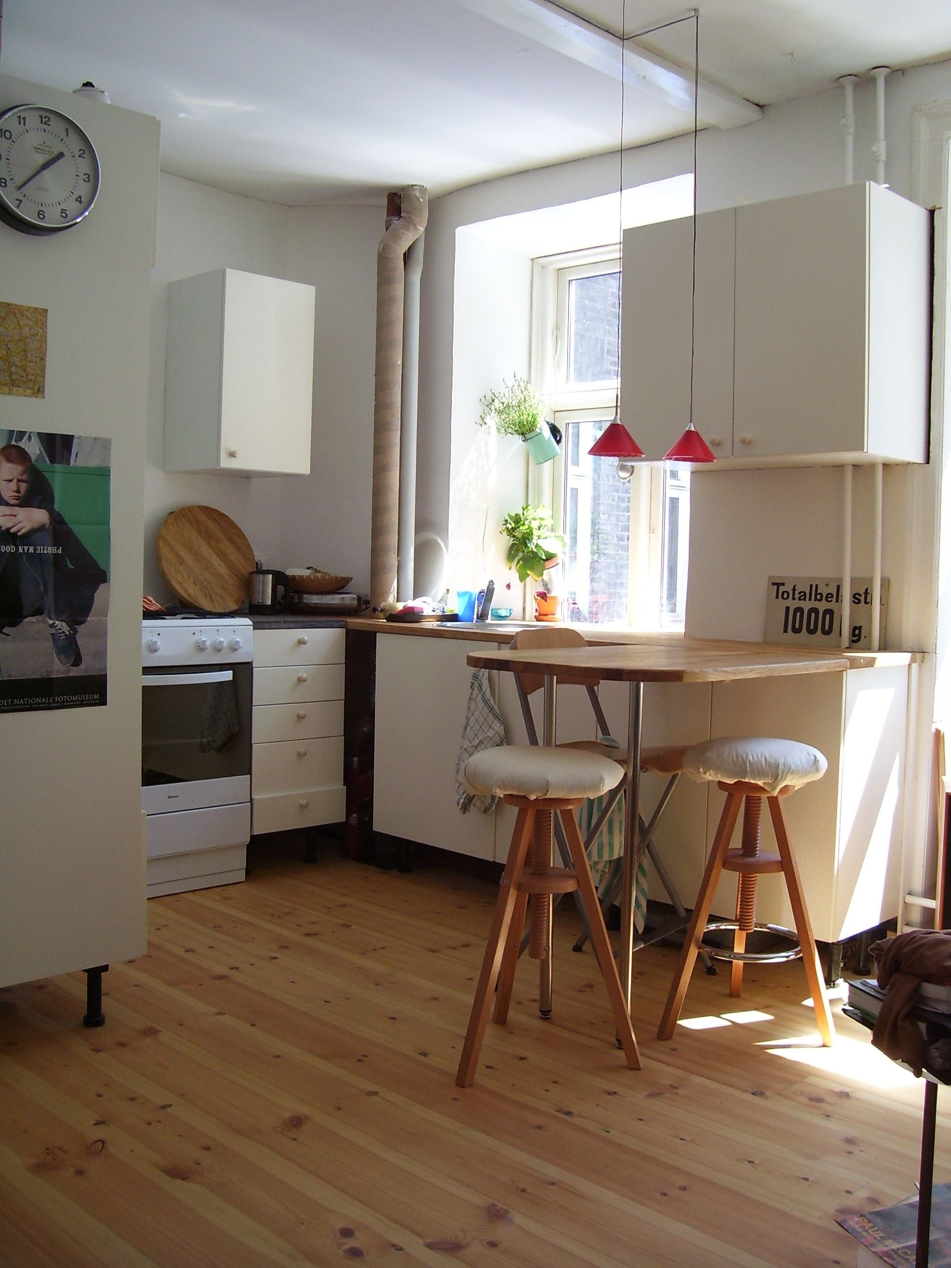 Cosy studio apartment in lively Nørrebro