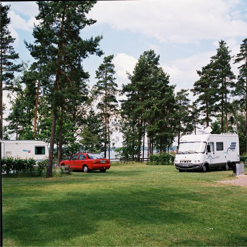 Sjön Bolmen Camping - Cottages