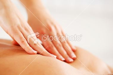 Klassisk svensk massage