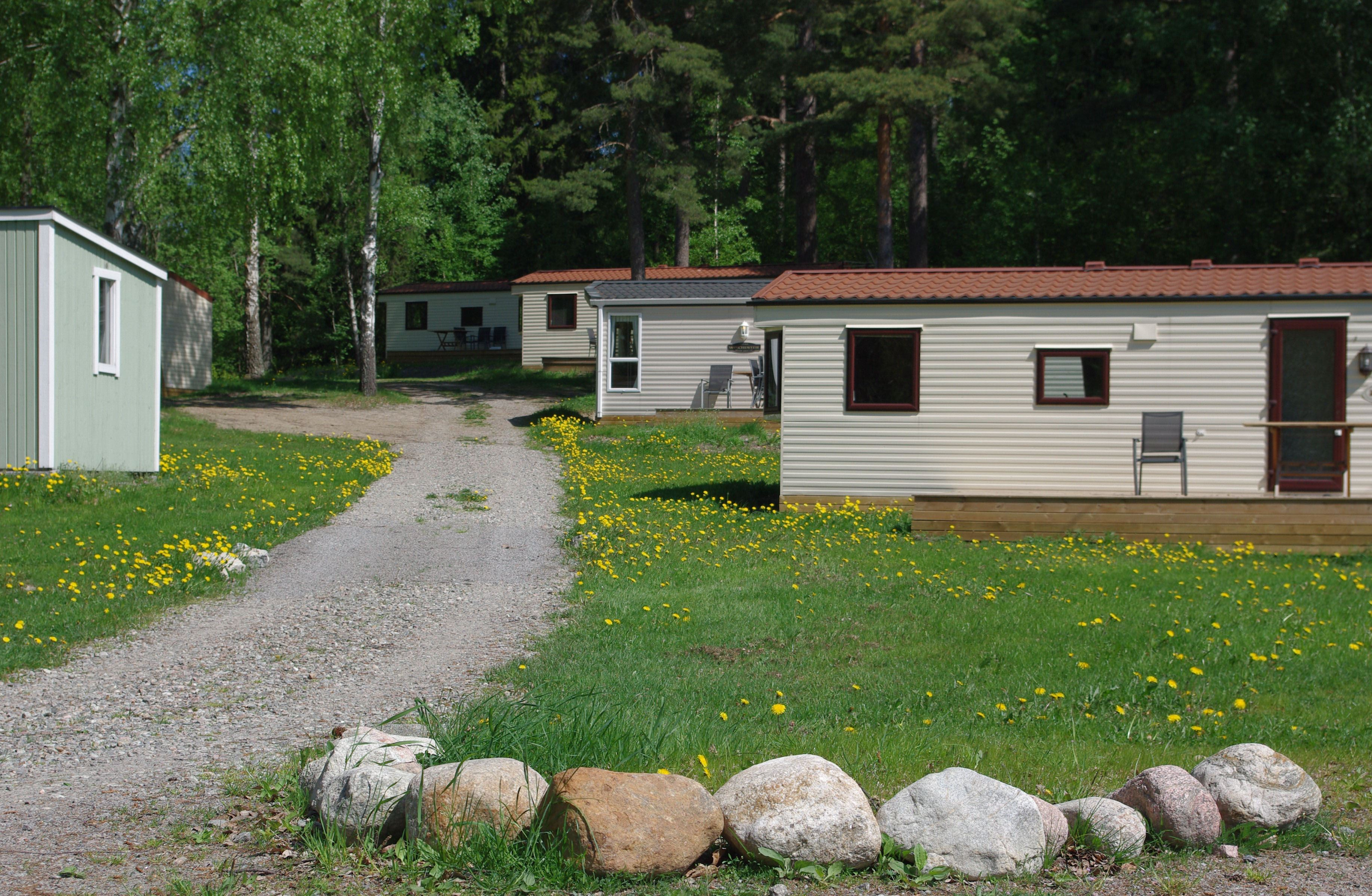 Eklundsnäs Bad & Camping / Cottages